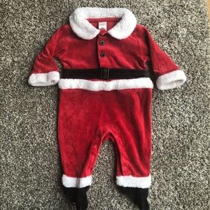 Old Navy | Baby Christmas Santa Suit - 6-9M